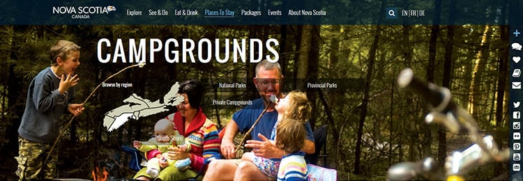 Nova Scotia Tourism | Accomodations in Chester