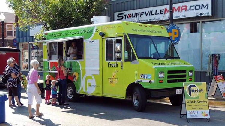 Fresh Food Truck