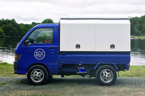 Drift Mobile Coffee Truck