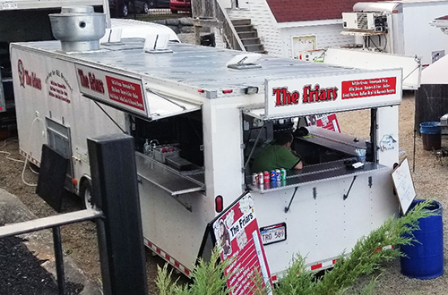 The Friars   Food Truck