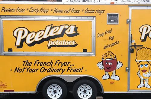 Peelers | Food Truck