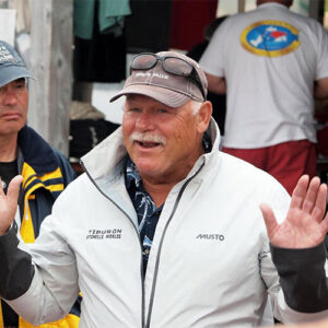 Sailing Legend Andreas Josenhans
