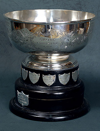 Chester Race Week Trophies - Day 2 - Grove Cruising Cup