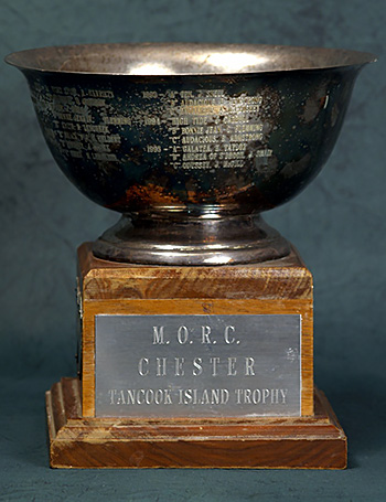 Chester Race Week Trophies - Day 3 - Tancook Island Trophy