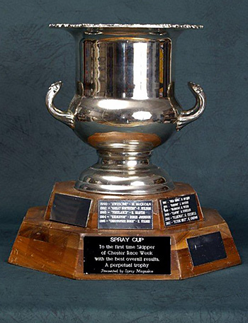 Chester Race Week Trophies - Special Trophies - Spray Cup