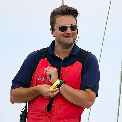 Daniel Conrod | Principal Race Officer